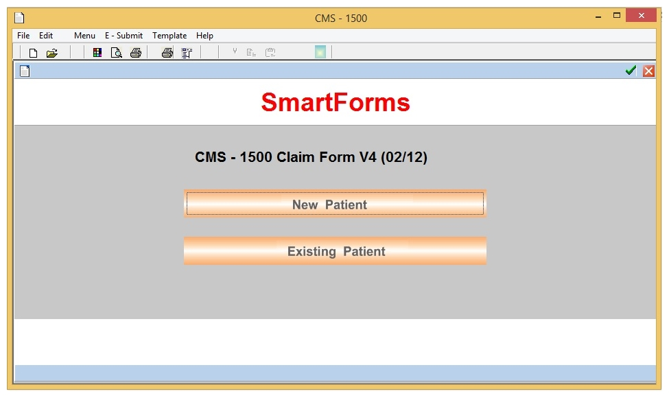 cms format Follow cms-1500 claim form guidelines (02/12 version) to avoid claims rejections in january 2014, bluecross implemented the cms-1500 claim form (02/12 version).